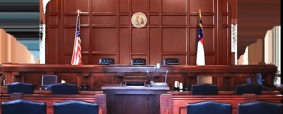 Judge Desk Slide 1